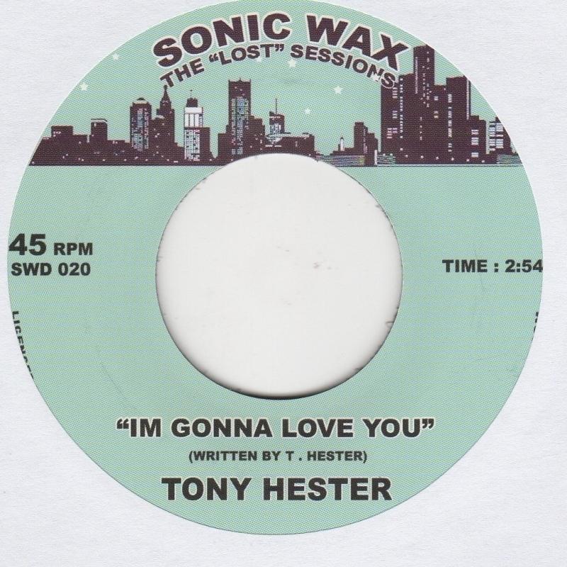 I'm Gonna Love You - Tony Hester