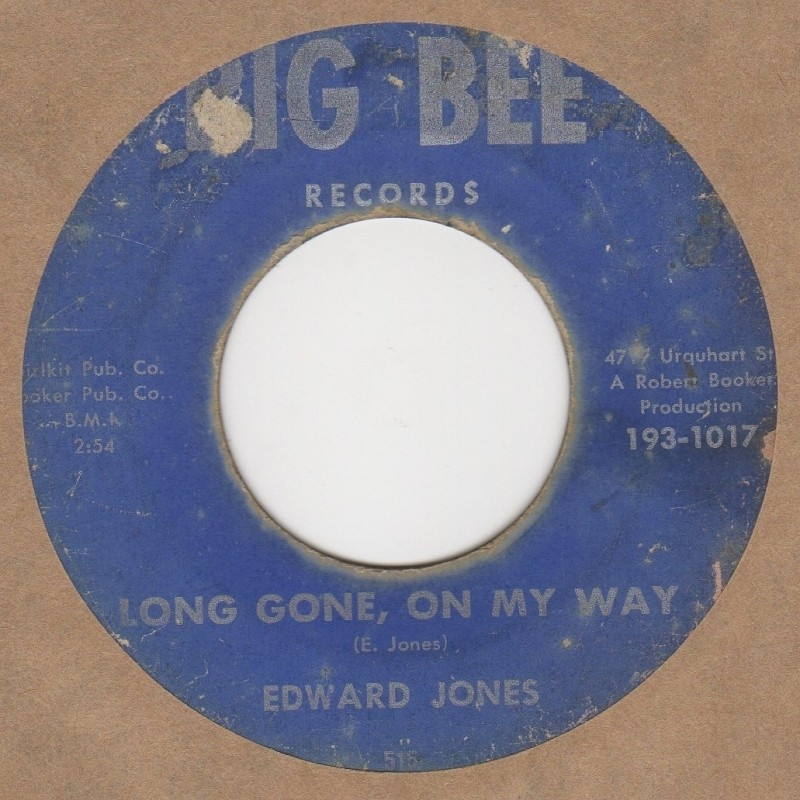 Long Gone On My Way / Loving You Everyday