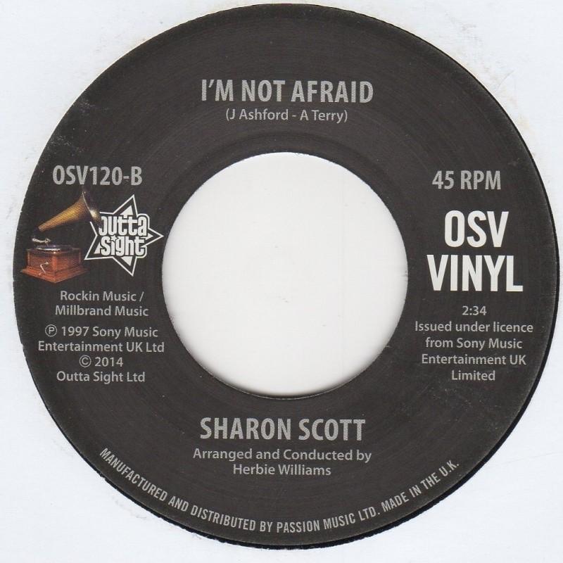 Id Like To Know / Im Not Afraid