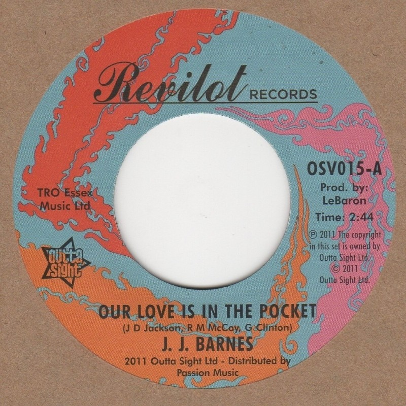 Our Love Is In The Pocket / Hole In The Wall