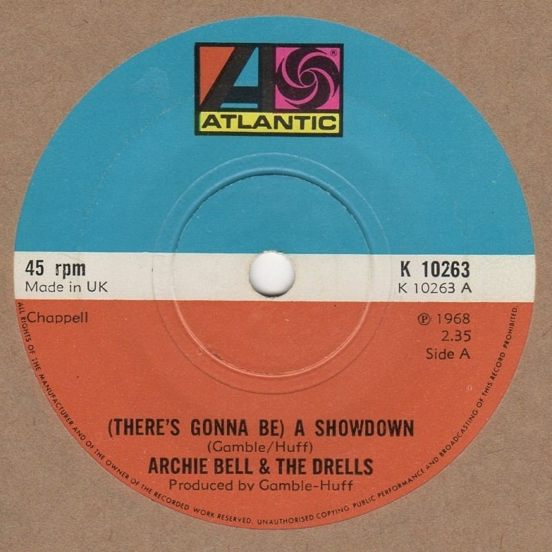 Tighten Up / (There's Gonna Be) A Showdown