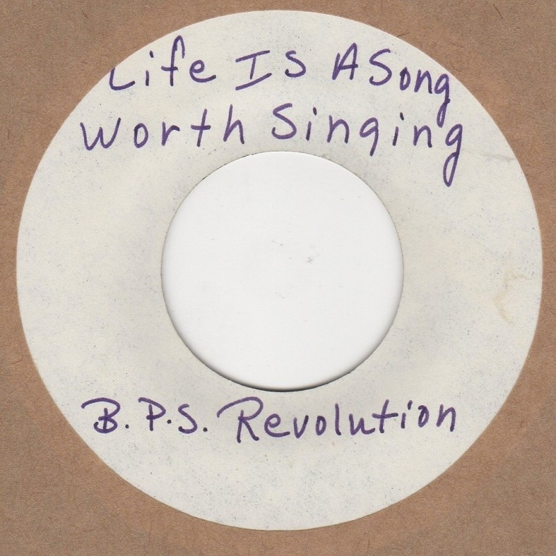 Life Is A Song Worth Singing / Lovelight