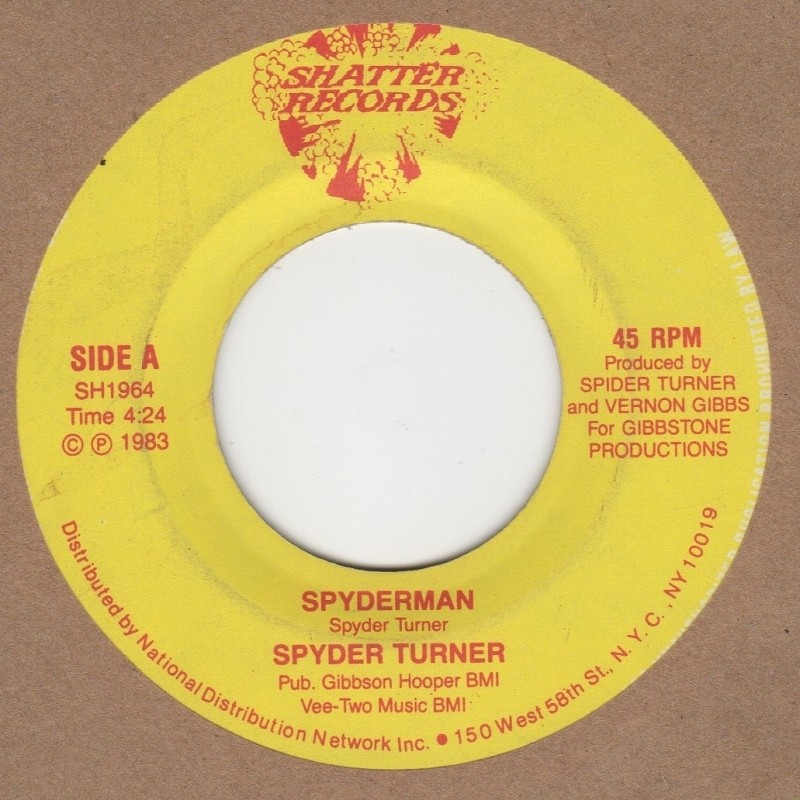 Spyderman / Instr
