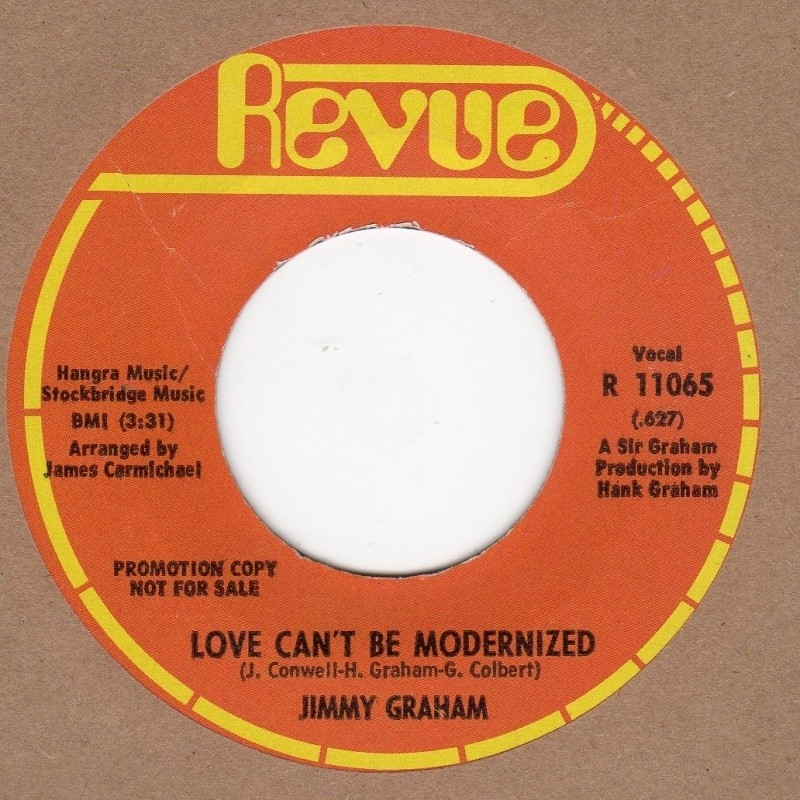 Love Cant Be Modernized / We Shall Overcome