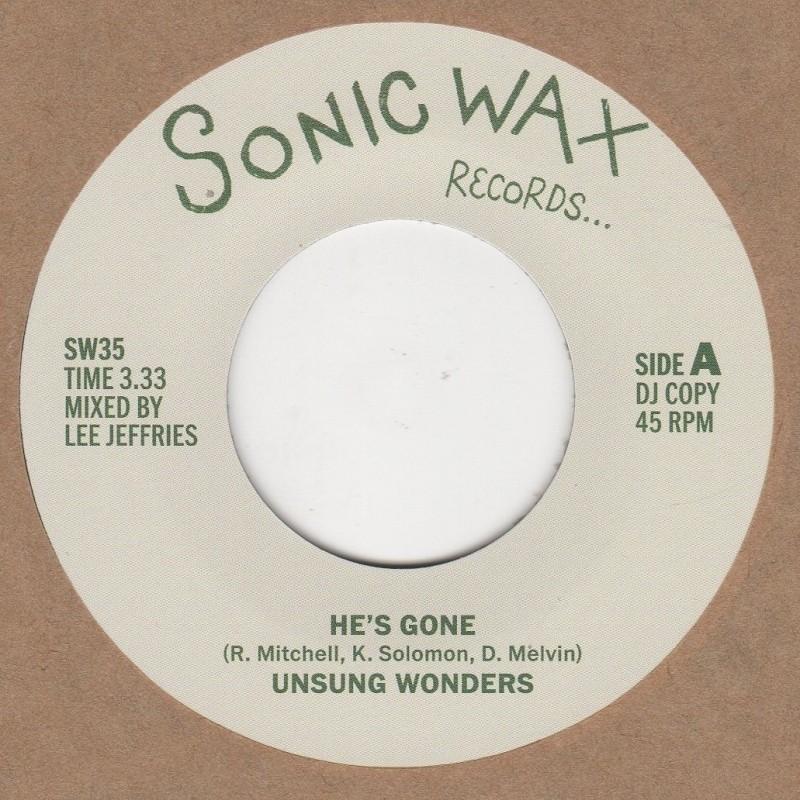 He's Gone / Lovers Reggae Version HOT