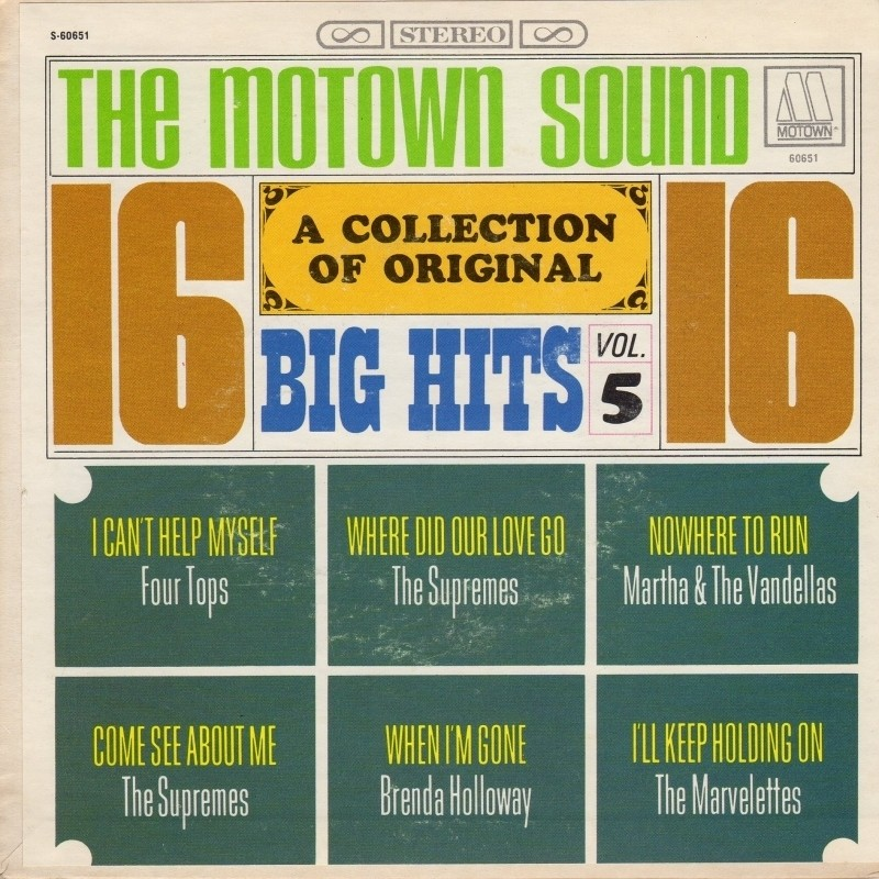Collection Of 16 Big Hits Vol 5 EP