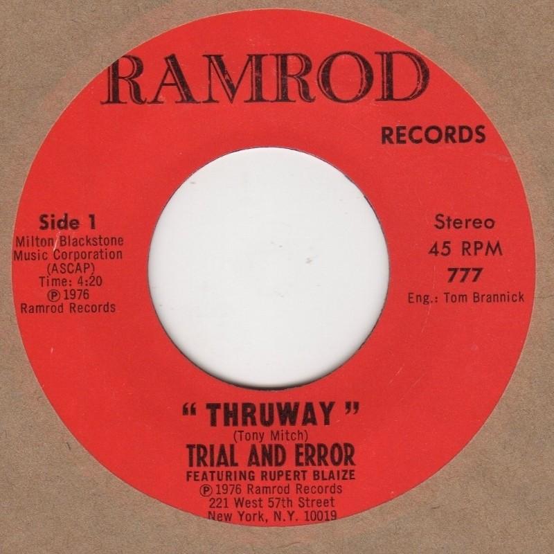 Thruway / Sounds