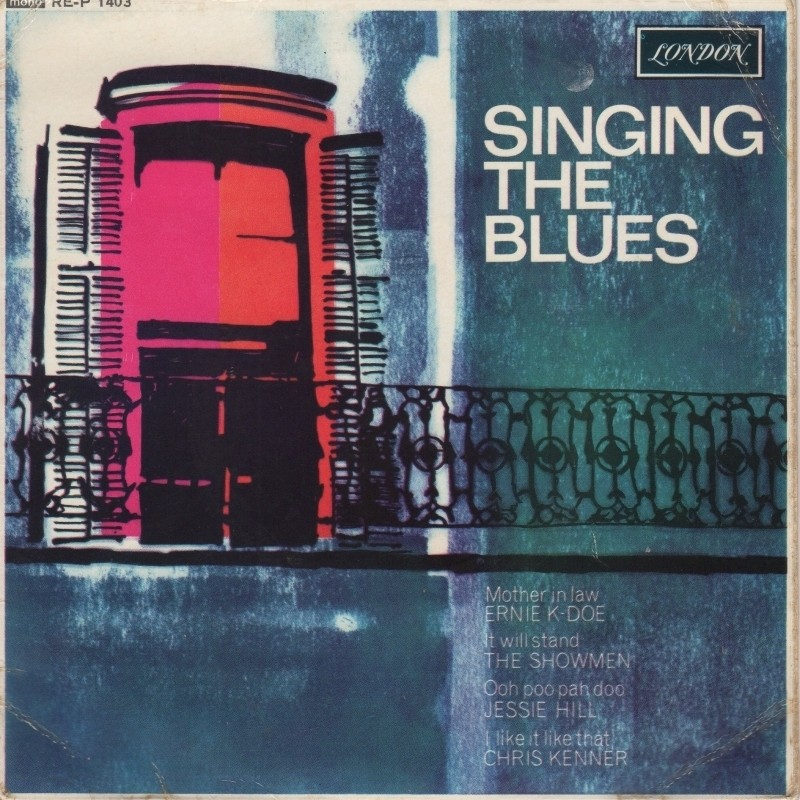 Singing The Blues EP