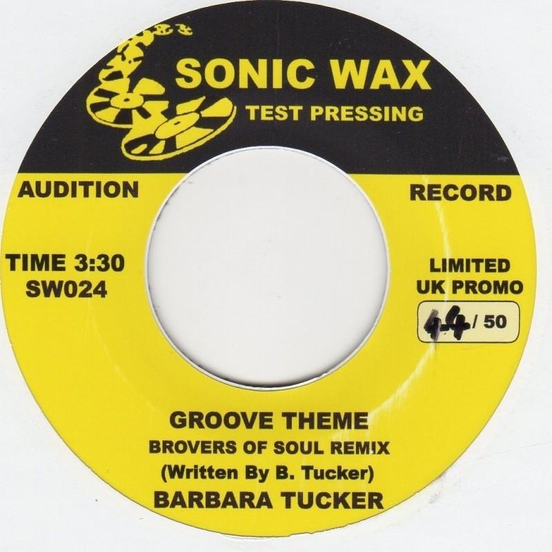 Groove Theme / Album Edit