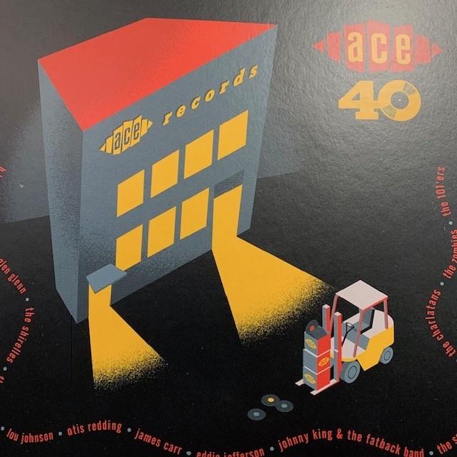 """Ace 7"""" Vinyl Box Set"""