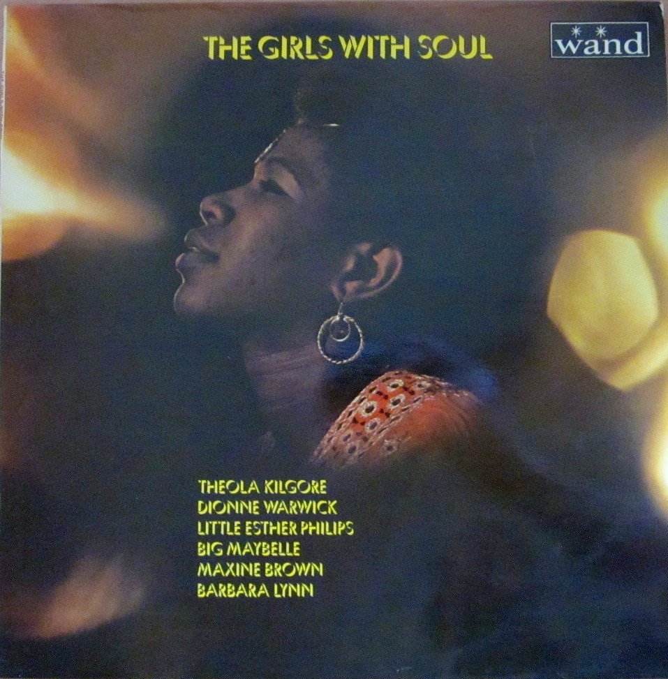 The Girls With Soul LP