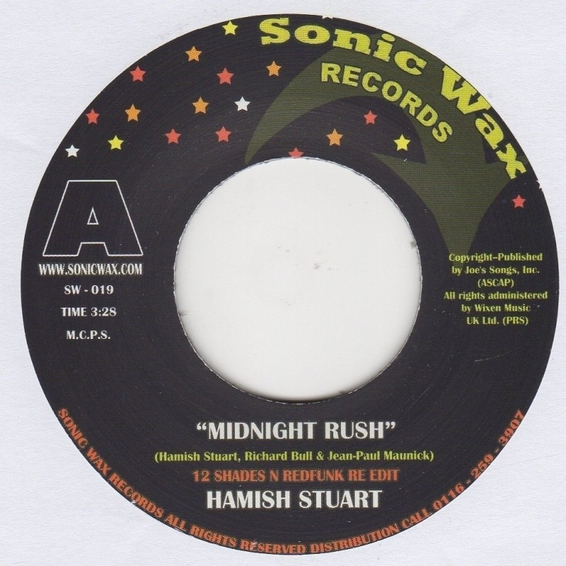 Midnight Rush / It Is What It Is