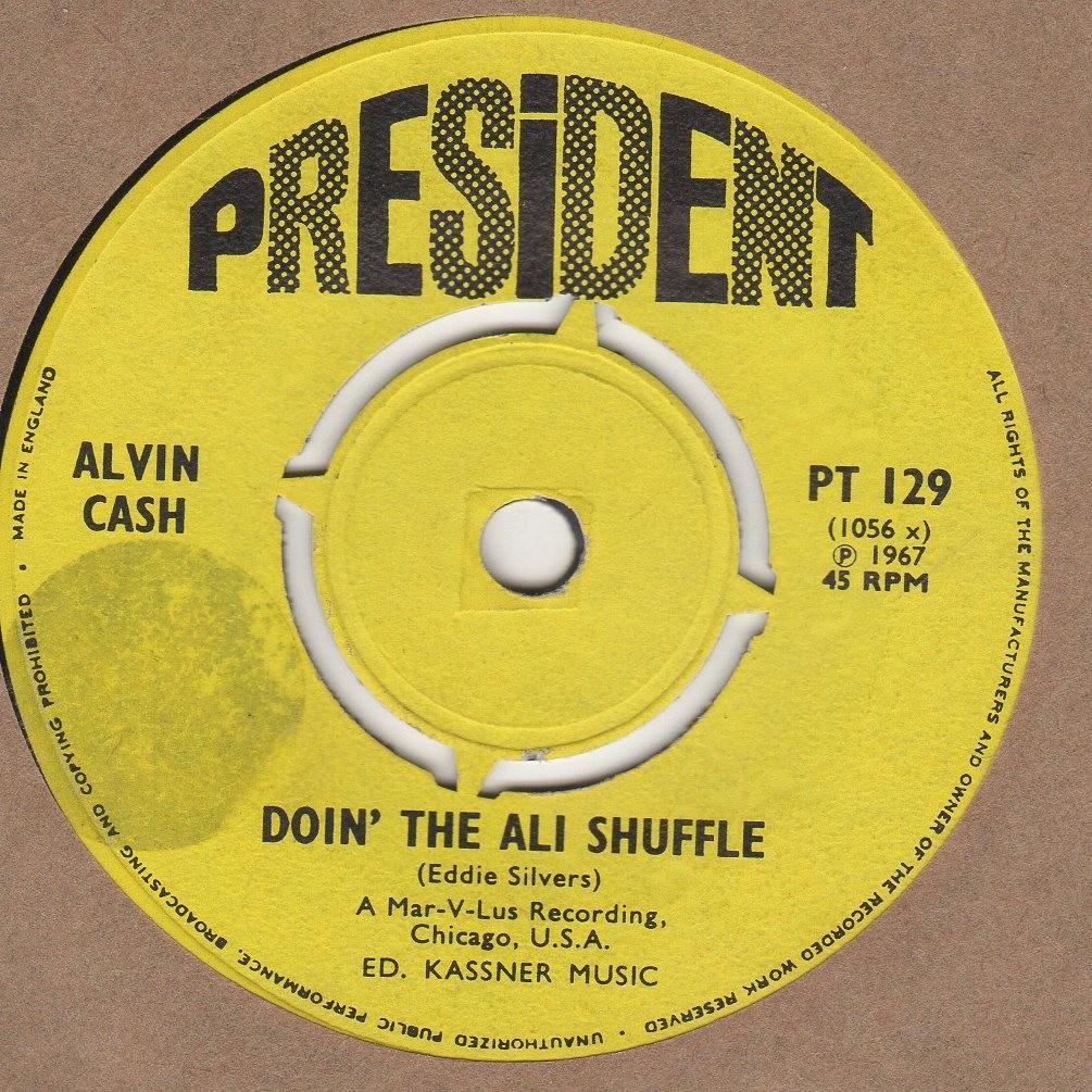 Doin' The Ali Shuffle