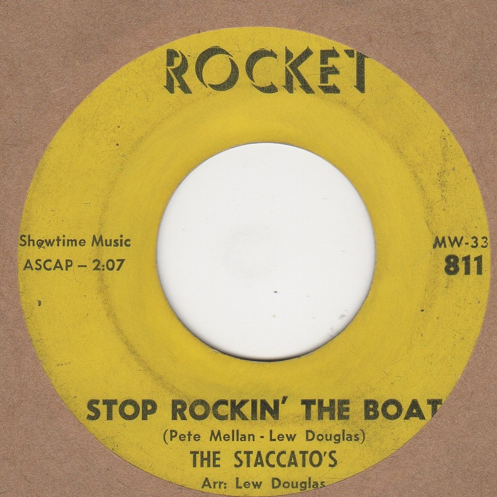 Stop Rockin The Boat
