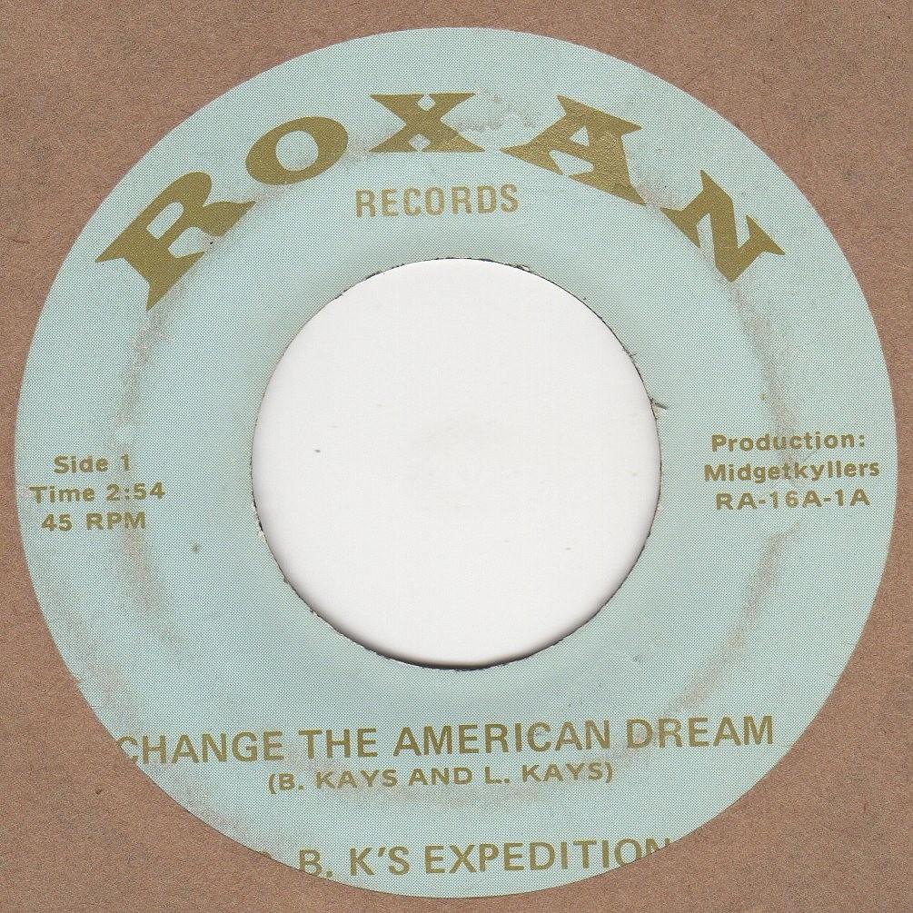 Change The American Dream