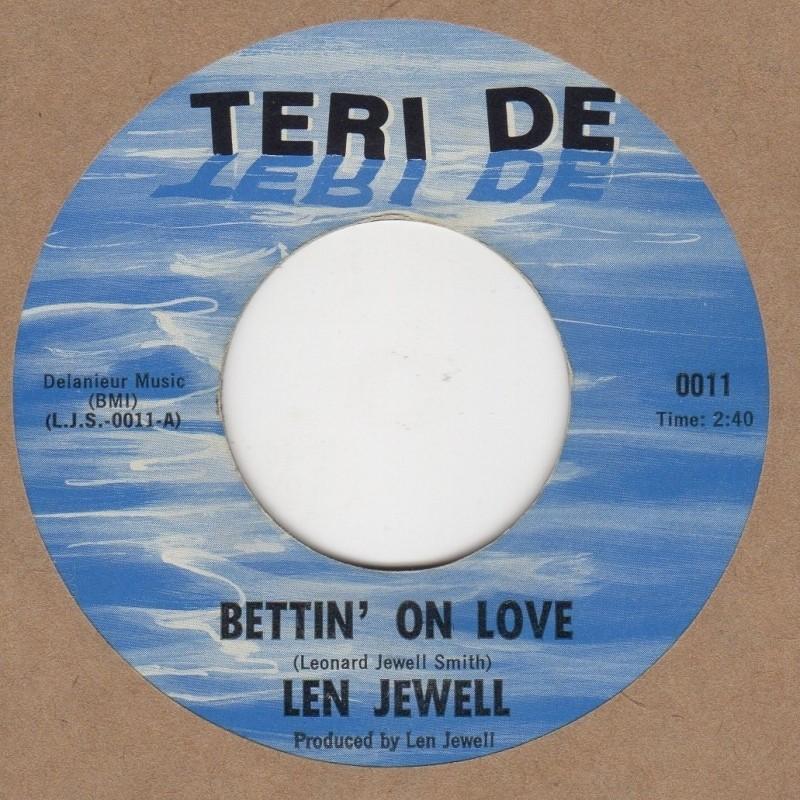 Bettin On Love / Paint Me