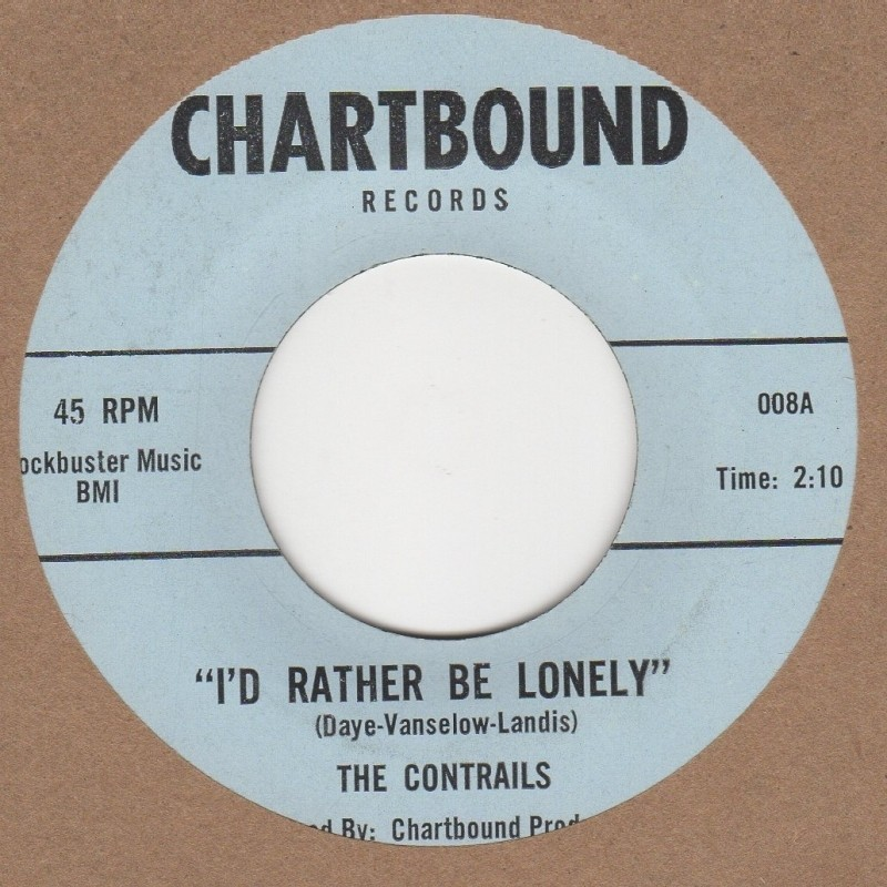 I'd Rather Be Lonely / Why Do I