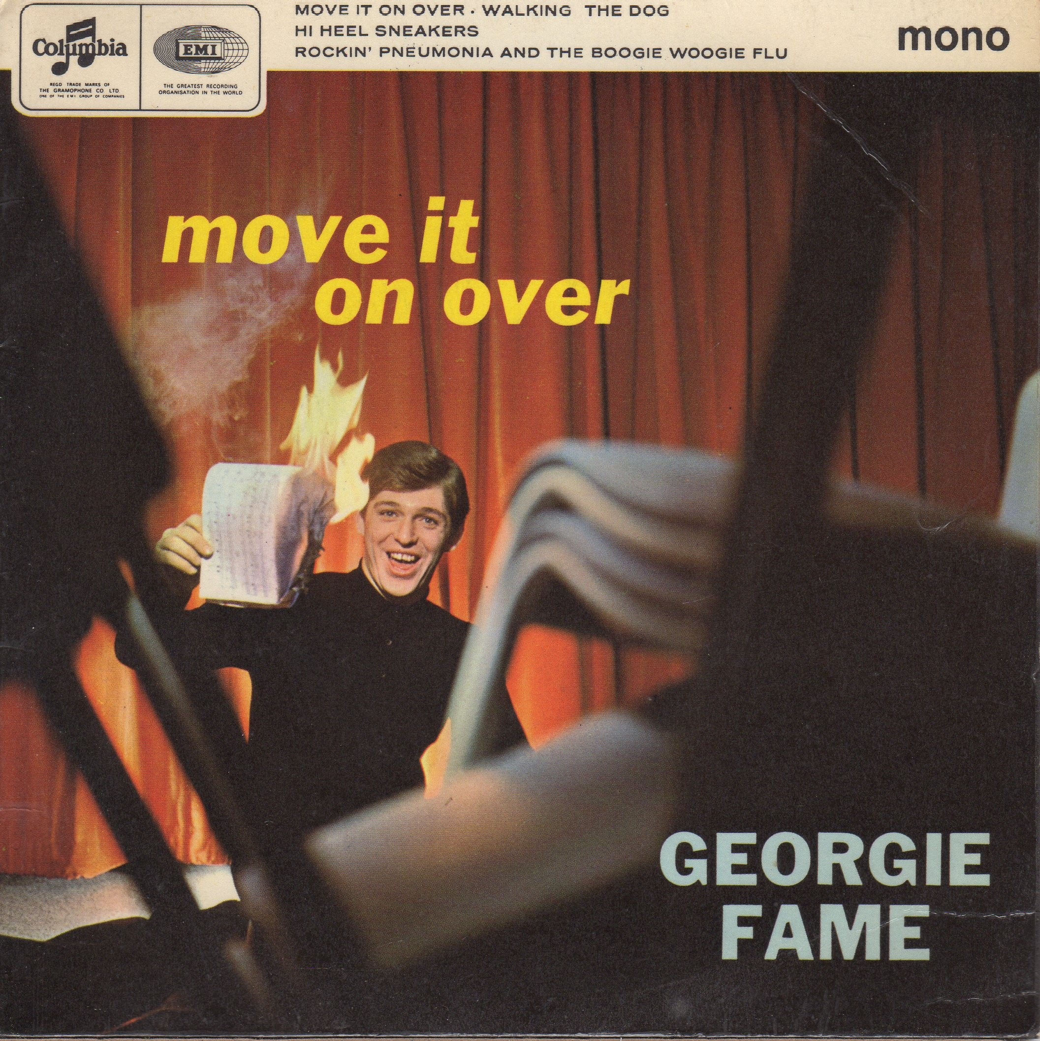 Move It On Over EP