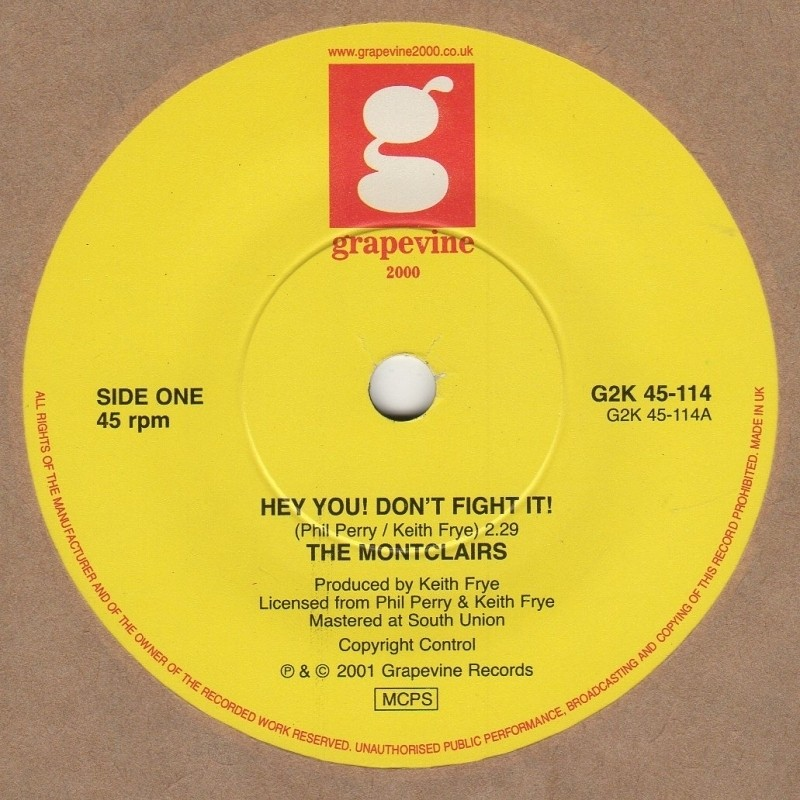 Hey You Dont Fight It