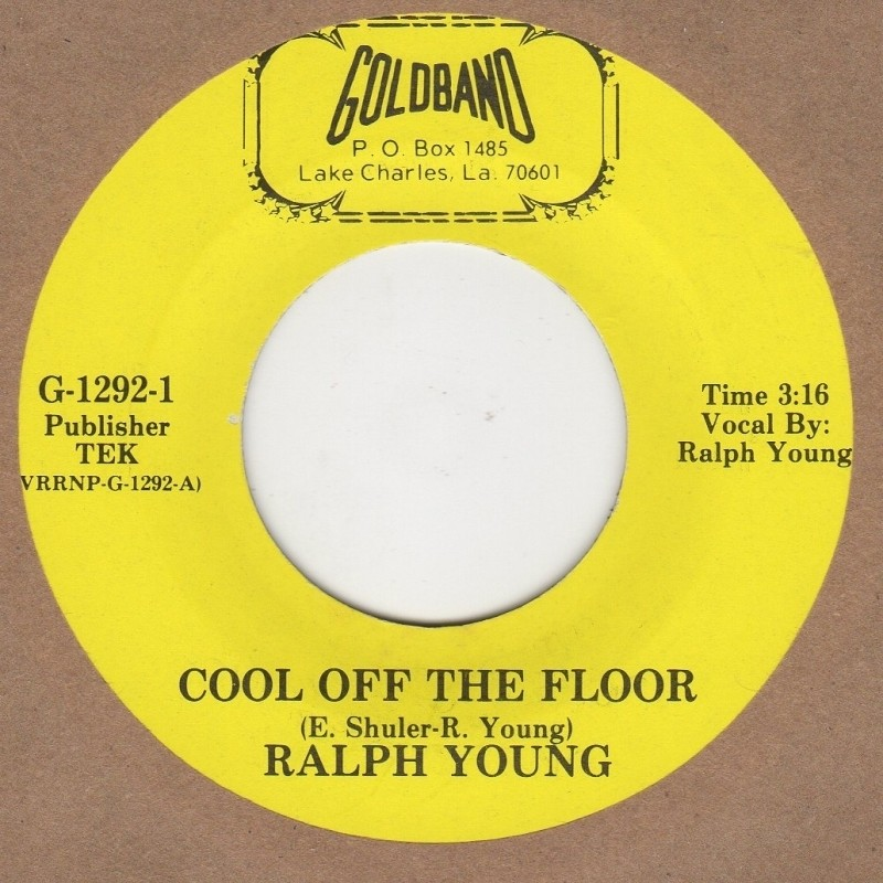Cool Off The Floor