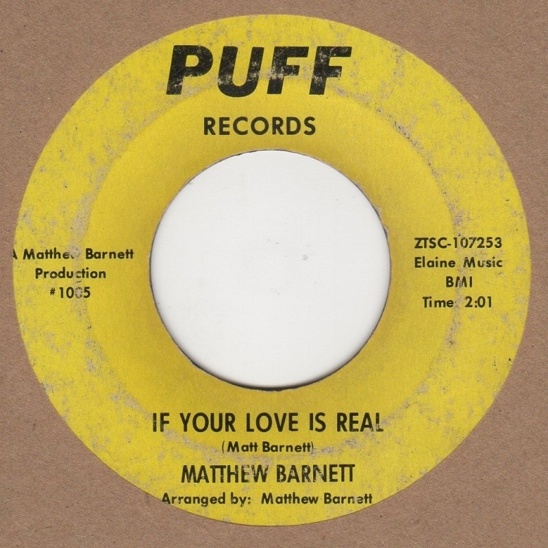 If Your Love Is Real / My Only Love