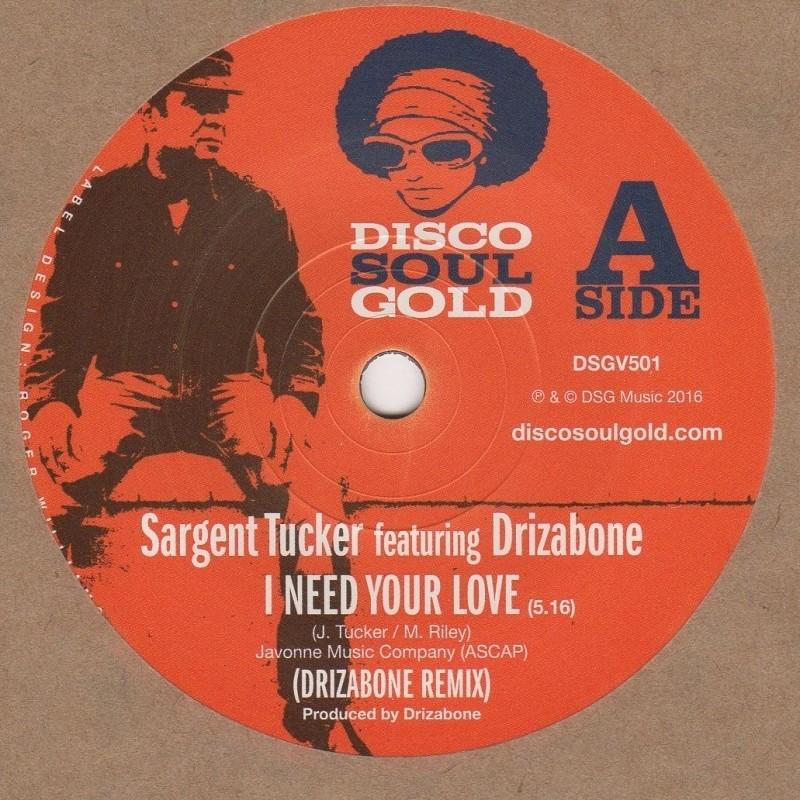 I Need Your Love 48235 (Driza Mix) / (Rem Mix)