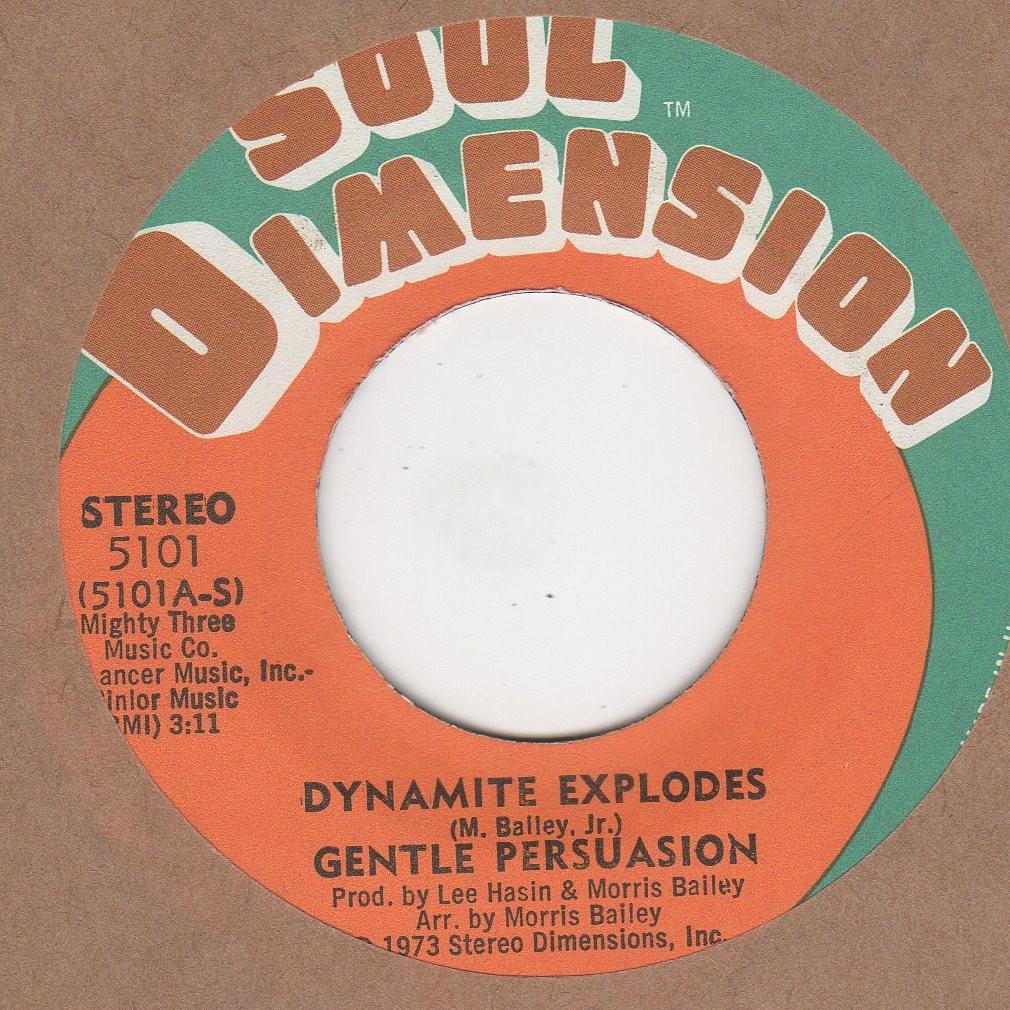 Dynamite Explodes