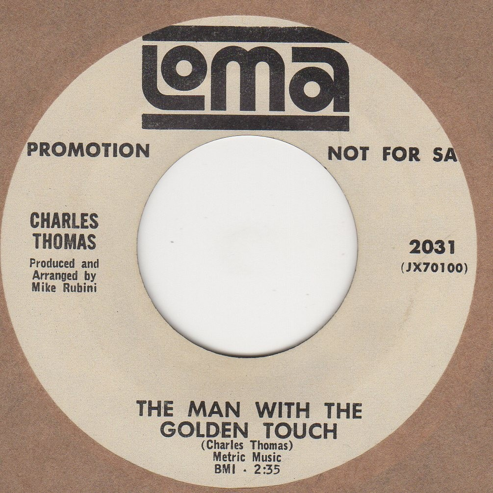 Man With The Golden Touch