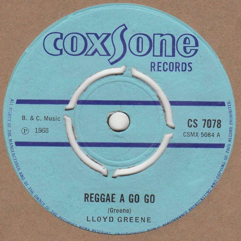Reggae A Go Go