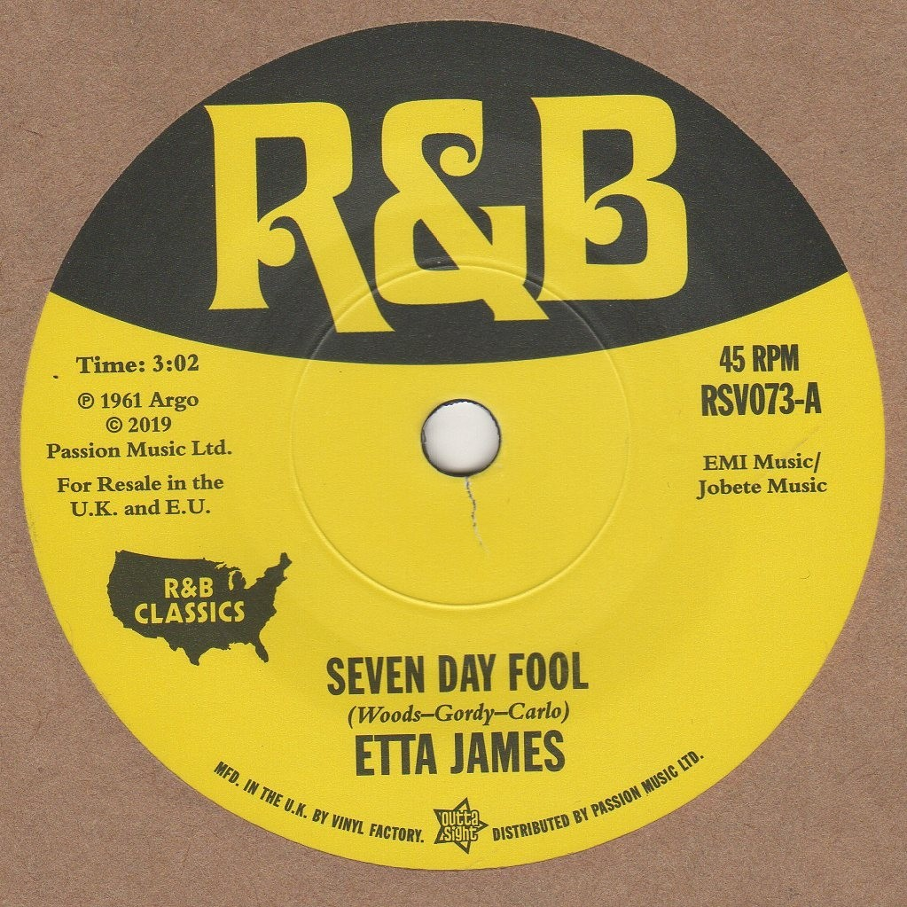Seven Day Fool