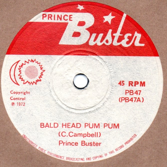 Bald Head Pum Pum