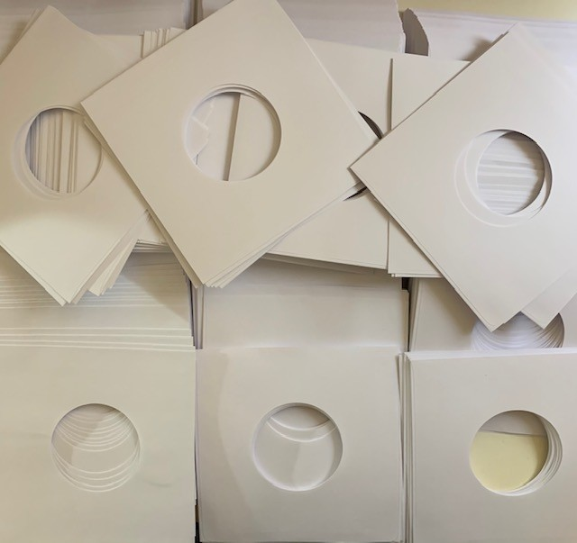 50 QUALITY PAPER SLEEVES