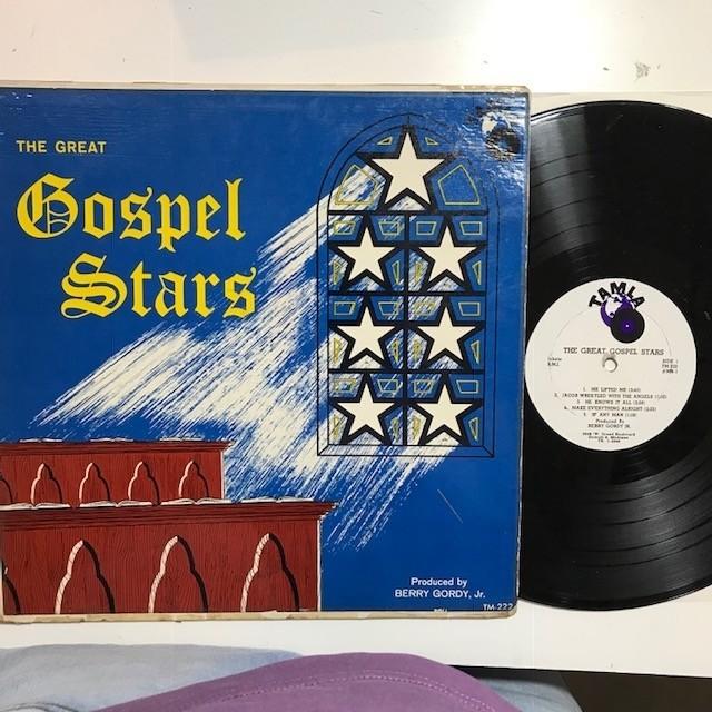 Great Gospel Stars LP