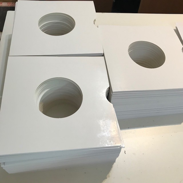 TOP QUALITY CARD SLEEVES