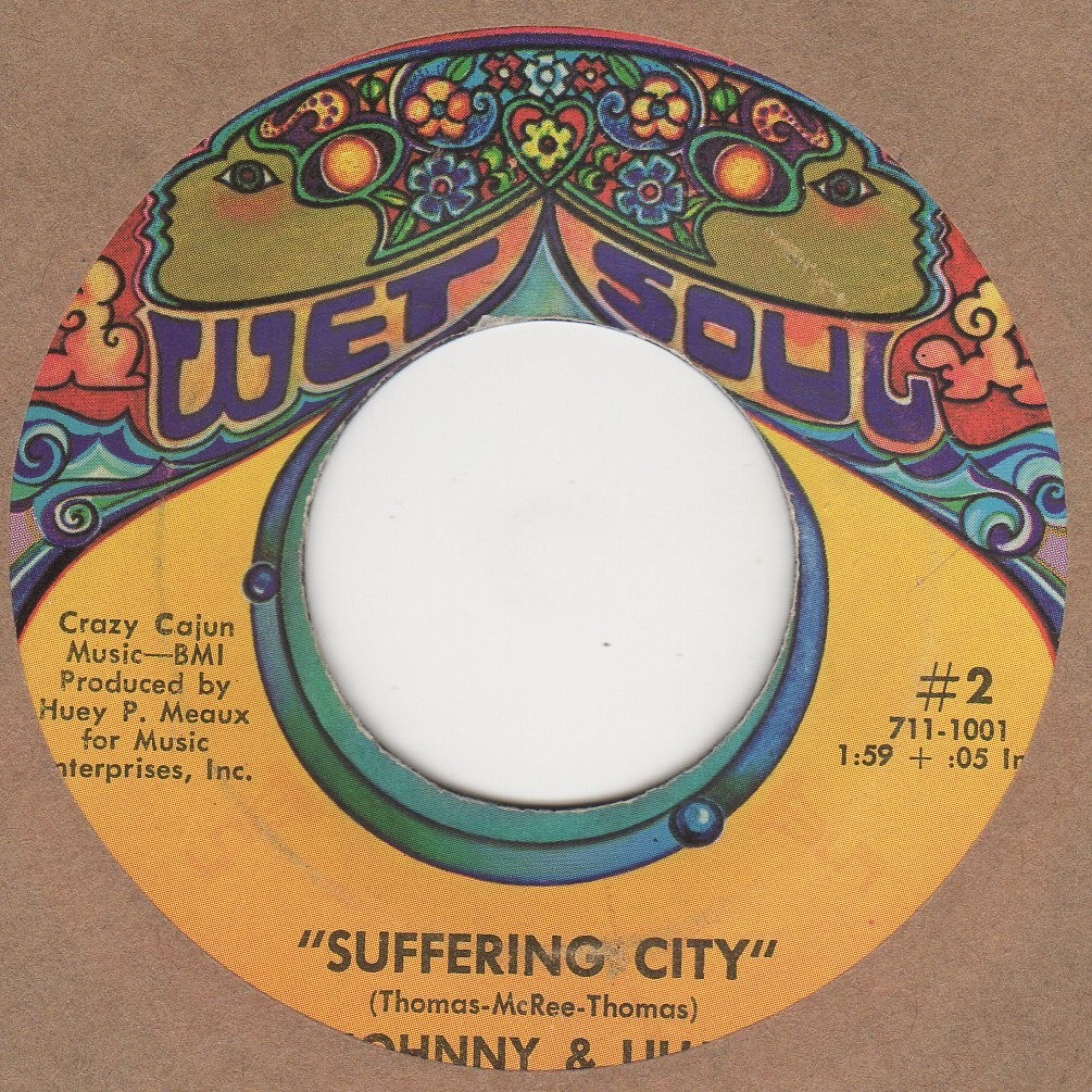Suffering City