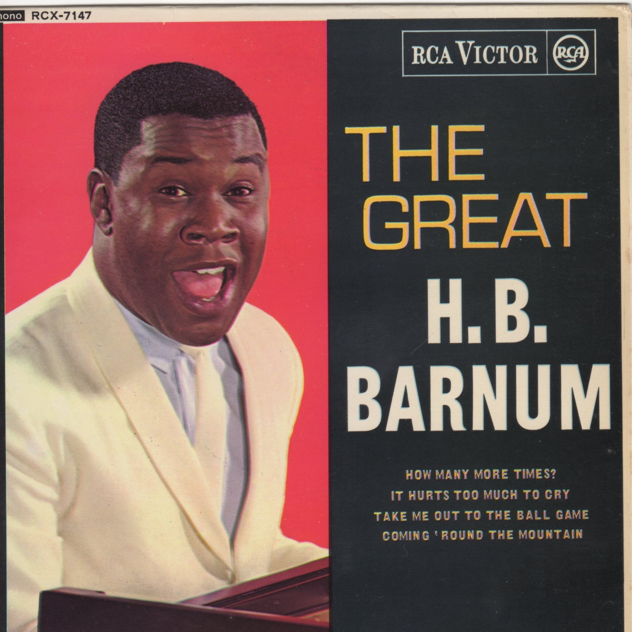 The Great HB Barnum EP