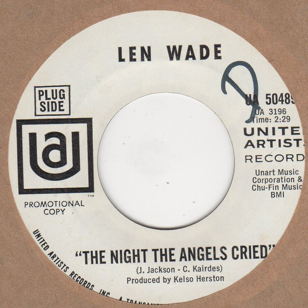 The Night The Angels Cried