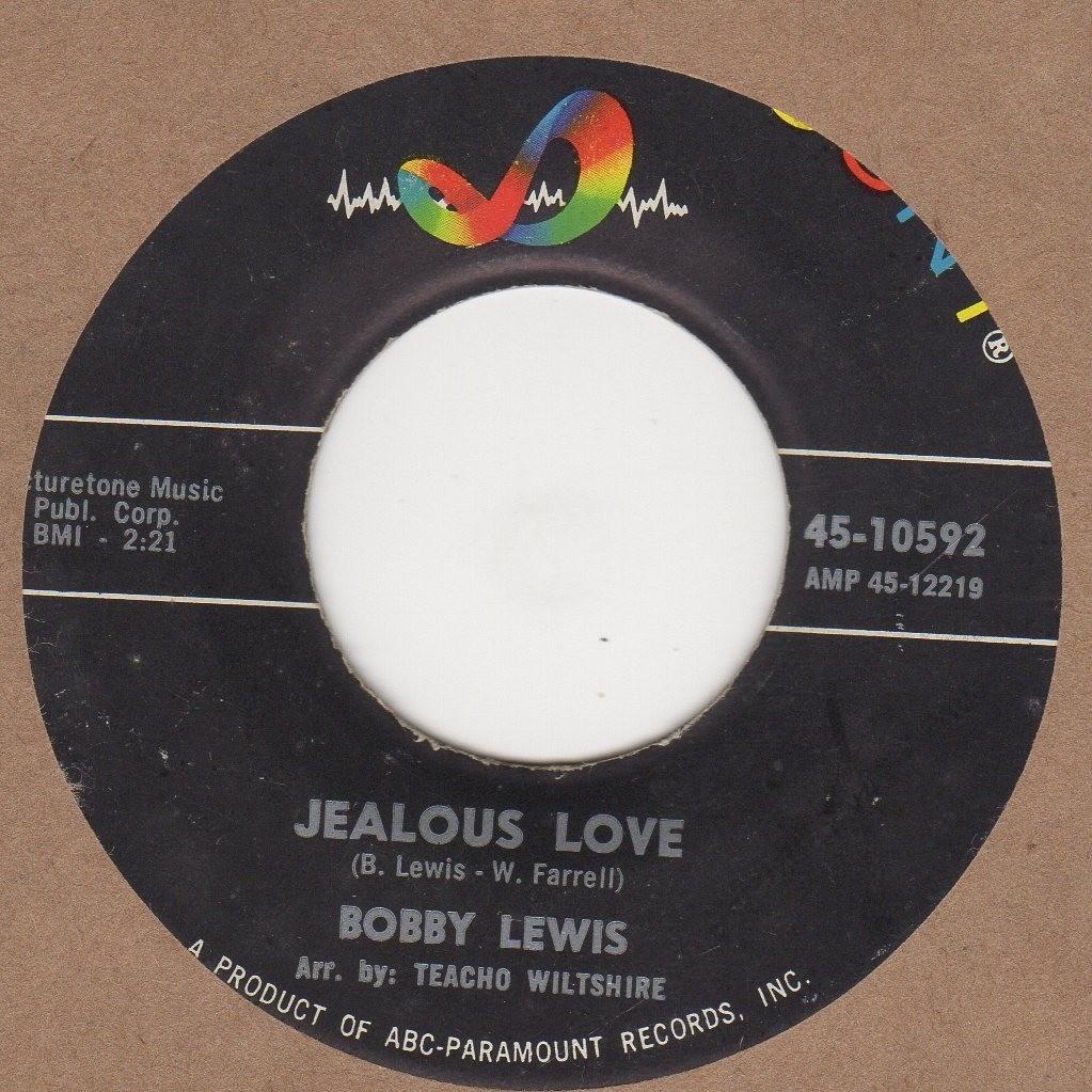 Jealous Lover