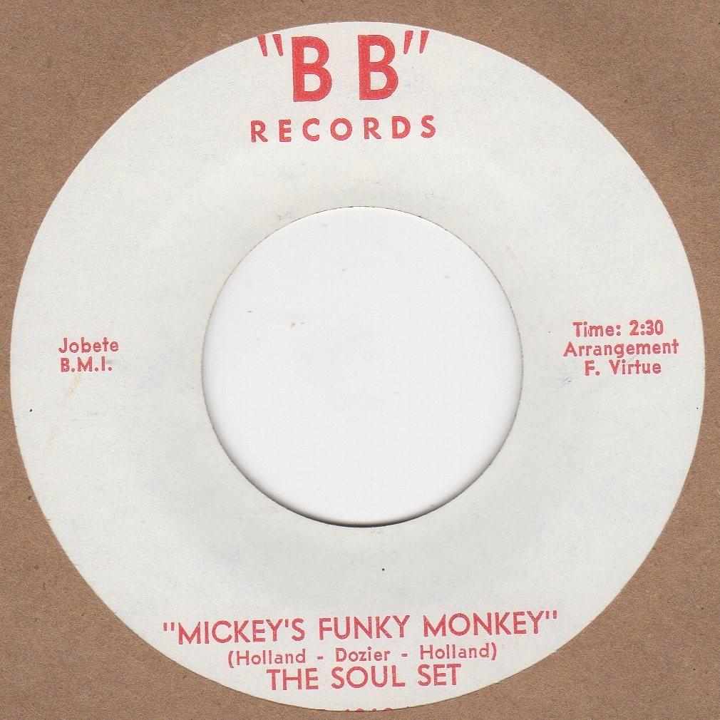 Mickeys Funky Monkey