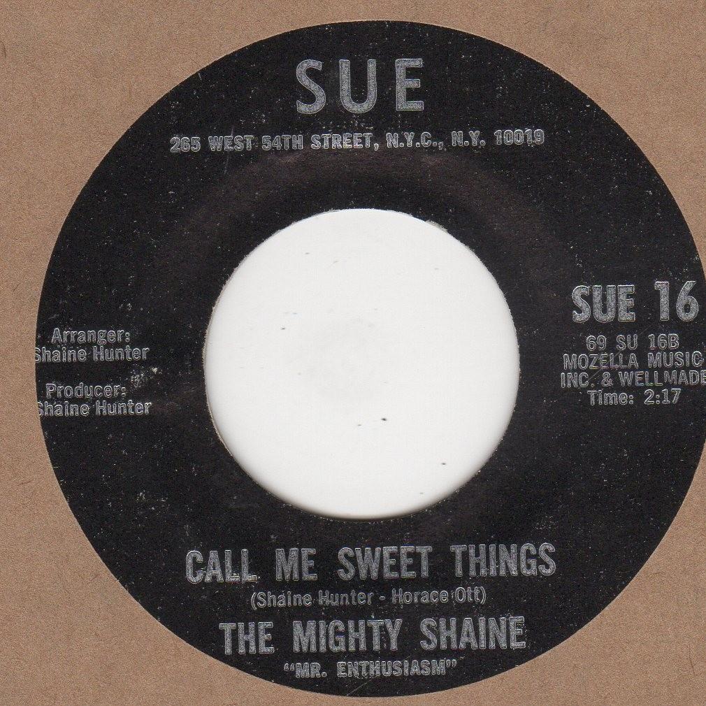 Call Me Sweet Things