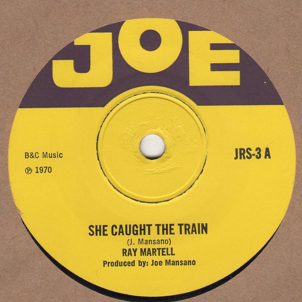 She Caught The Train