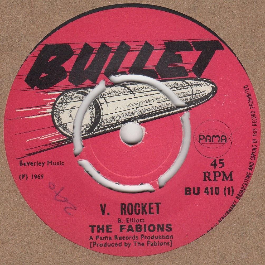 V. Rocket