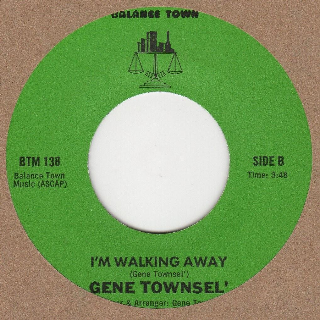I'm Walking Away