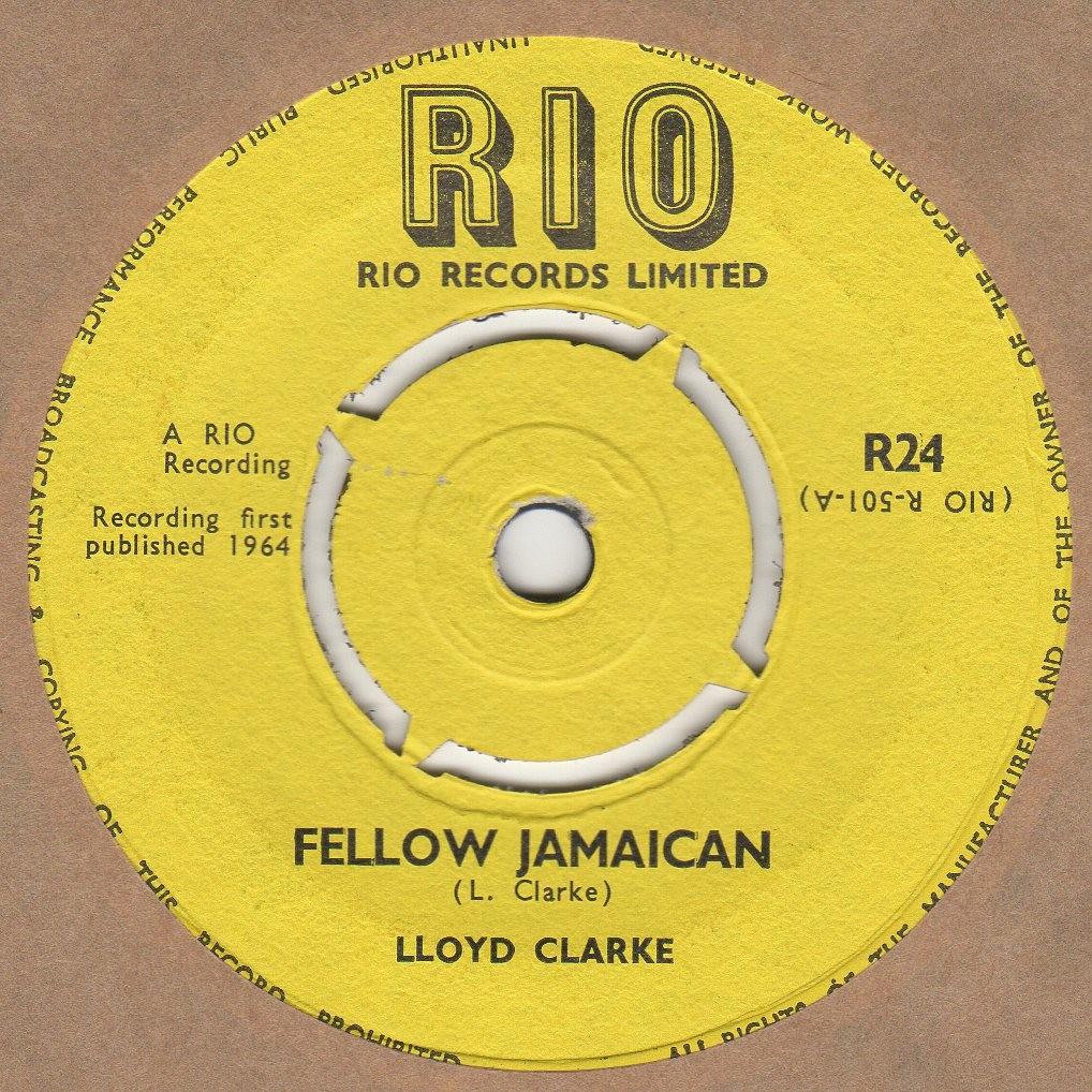 Fellow Jamaican