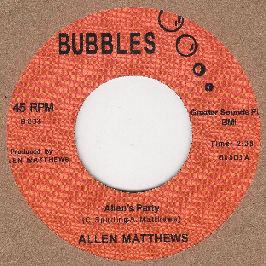 Allen's Party