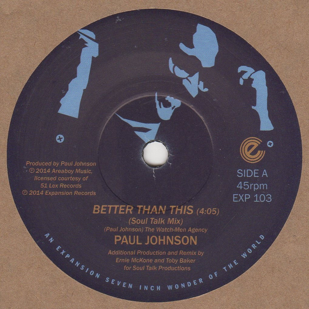 Better Than This (Soul Talk Mix)