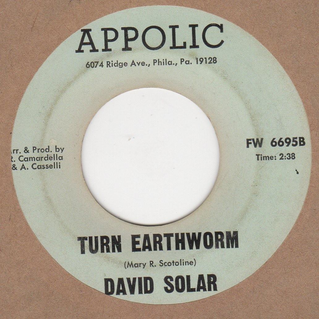 Turn Earthworm
