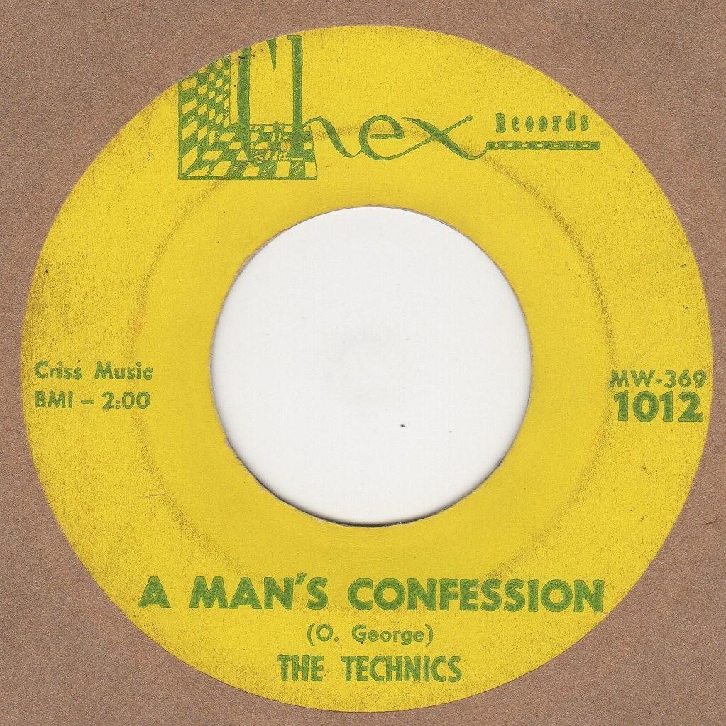 A Man's Confession