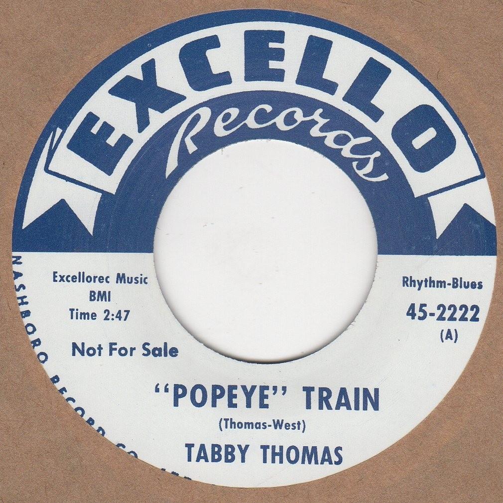 Popeye Train
