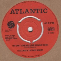 You Can't Love Me (In The Midnight Hour) / In The Midnight Hour